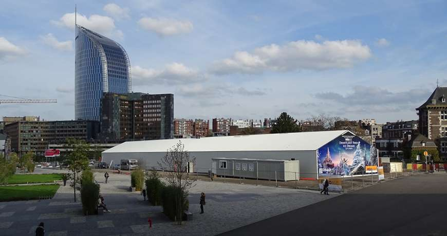 Temporary Building
